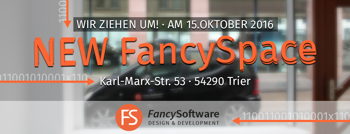 Neues FancySoftware Büro